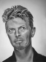 David Bowie by joniwagnerart
