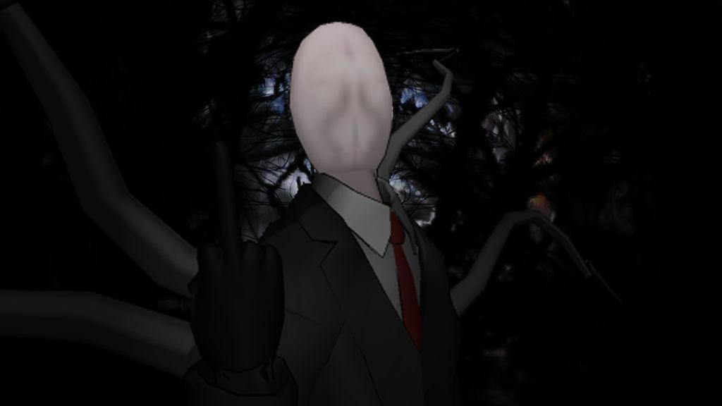 Slender Man #1
