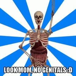LOOK MOM :D by ShadowGlobe