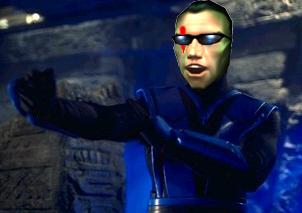 JC Denton is Sub-Zero by ShadowGlobe