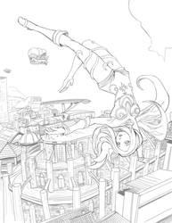 Kat from Gravity Rush