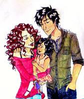 Cipriano Family by Linaia