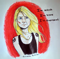 I'm divergent by Linaia