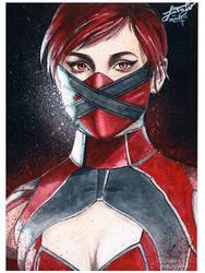 Skarlet - Mortal Kombat 11