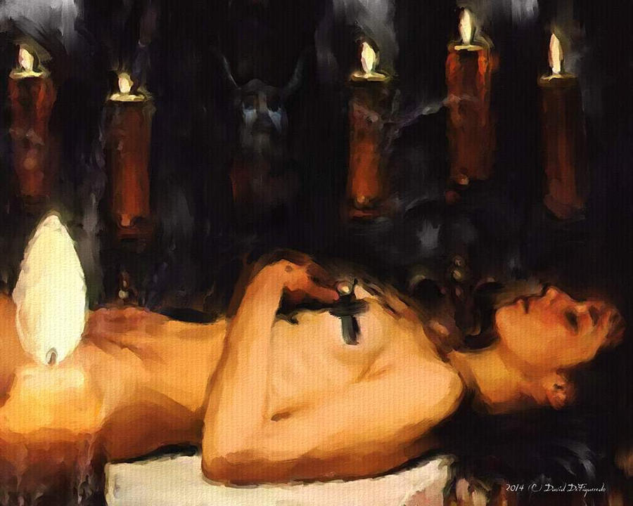 Devil's Bride by devilmarquis