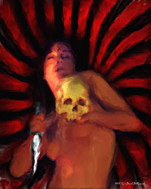 Death Cult 1969  by devilmarquis