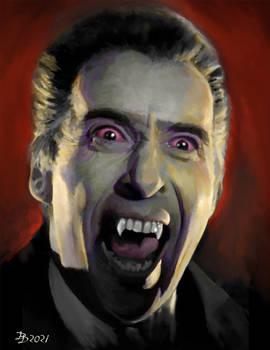 Christopher Lee's Satanic rites of Dracula