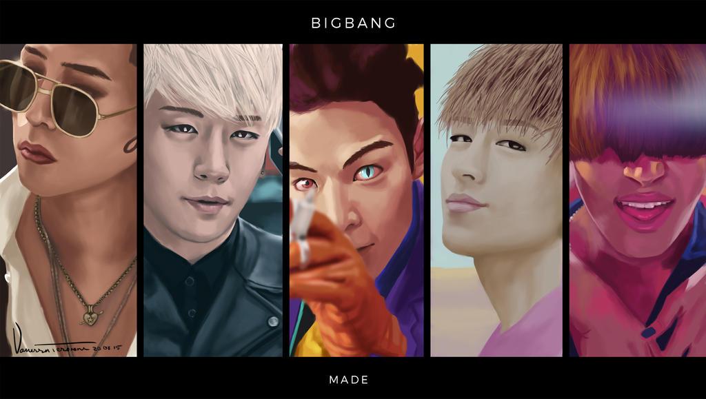 BigBang MADE by tesorone