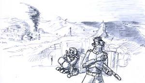 War VII by timba