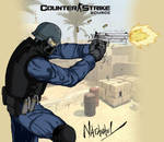 Counter Strike source COVER 2