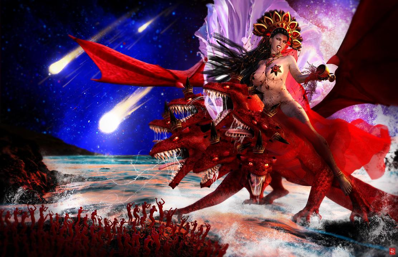 Beautiful Revelations: Babylon by just-trish