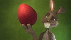 Rabbit + Egg