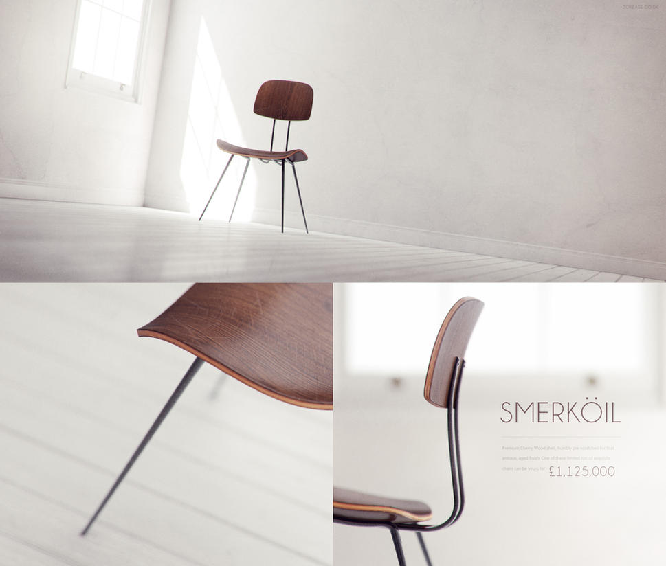 The most expensive chair in the world! by 2createmedia