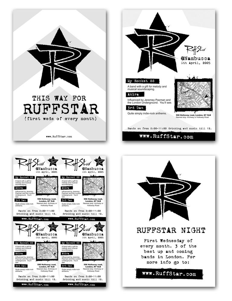 RuffStar Posters