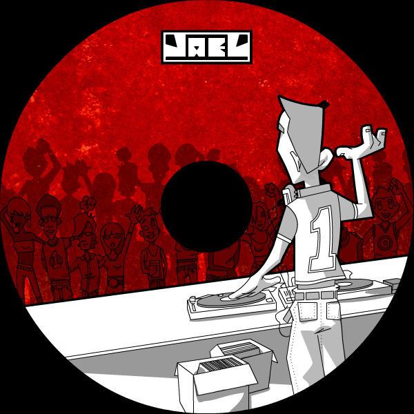 DJ Jael cd cover by 2createmedia