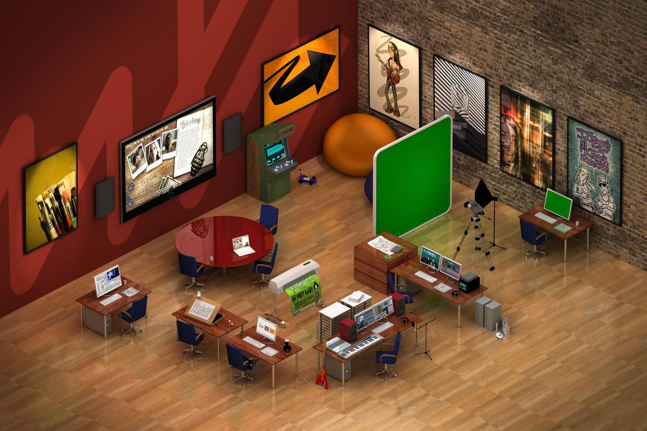 Virtual Studio 2.0 by 2createmedia