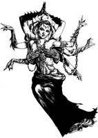 Kali by suarezart
