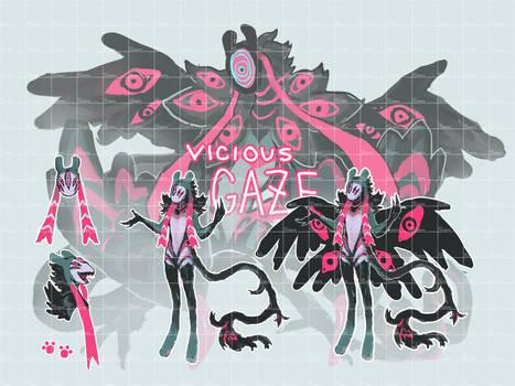 [CLOSED] Vicious Gaze (Xaeco GA Adopt)