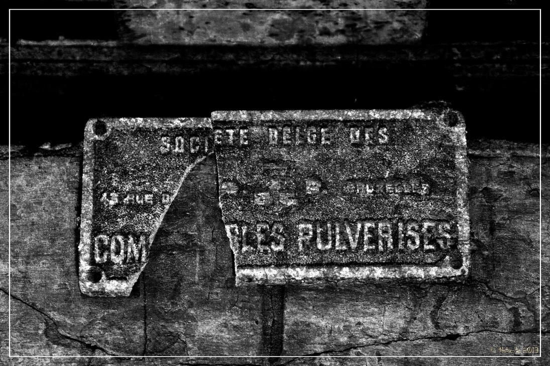 Societe Belge des combustibles pulverises by 0-Photocyte