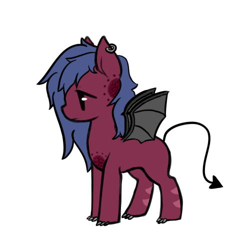Pony Adoptable - CLOSED by Blithe-Adopts