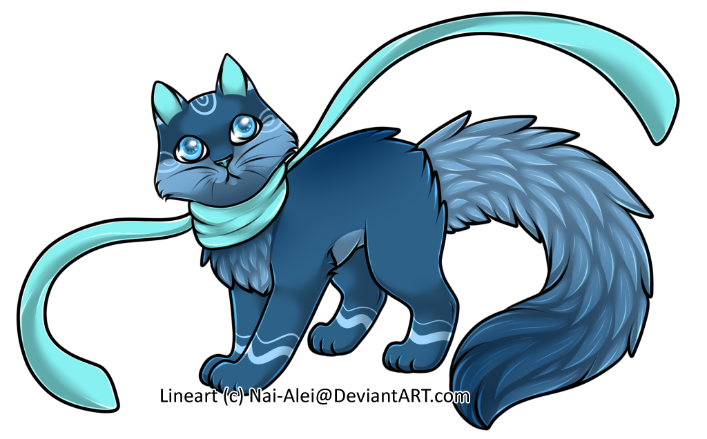 Feline Adoptable 3 - CLOSED by Blithe-Adopts