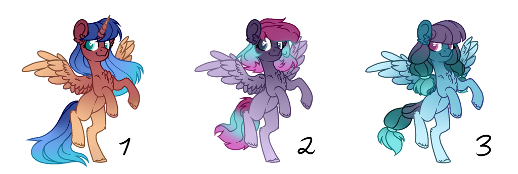 Pegasus Adopts [OPEN] by Blithe-Adopts