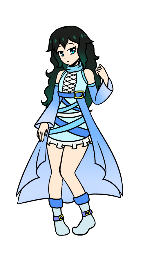 Girl Adoptable [CLOSED] by Blithe-Adopts
