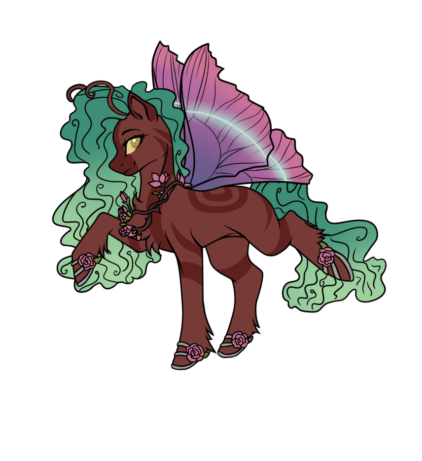 FlutterPony Adopt [OPEN] by Blithe-Adopts