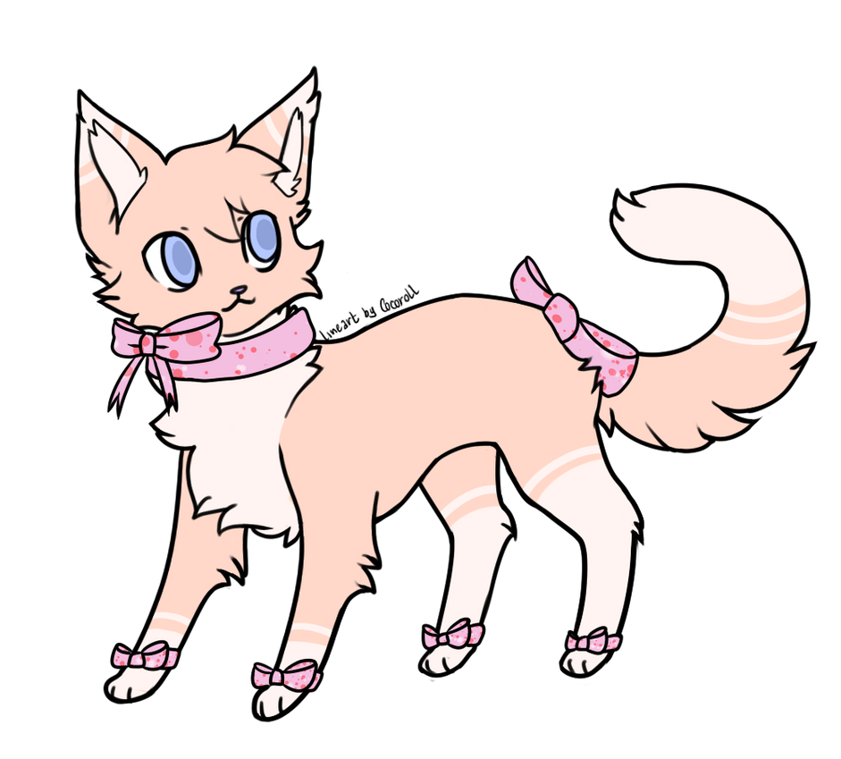 Gacha Result 'Ribbon' by Blithe-Adopts