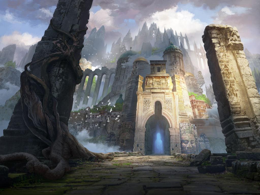 castle3 by IgorDyrden