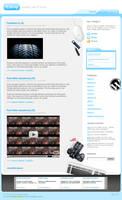 ITBlog.lv - blog design by gatisatmixlv