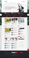 Premium Wordpress theme LOVEit by gatisatmixlv