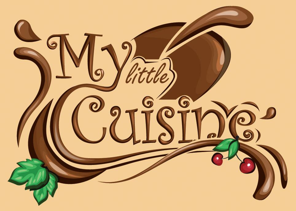 My little cuisine logo by stainedx on deviantart for Cuisine logo