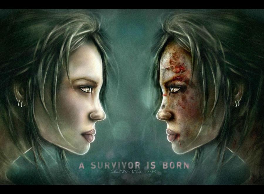 A SURVIVOR IS BORN - REFLECTION by SeanNash