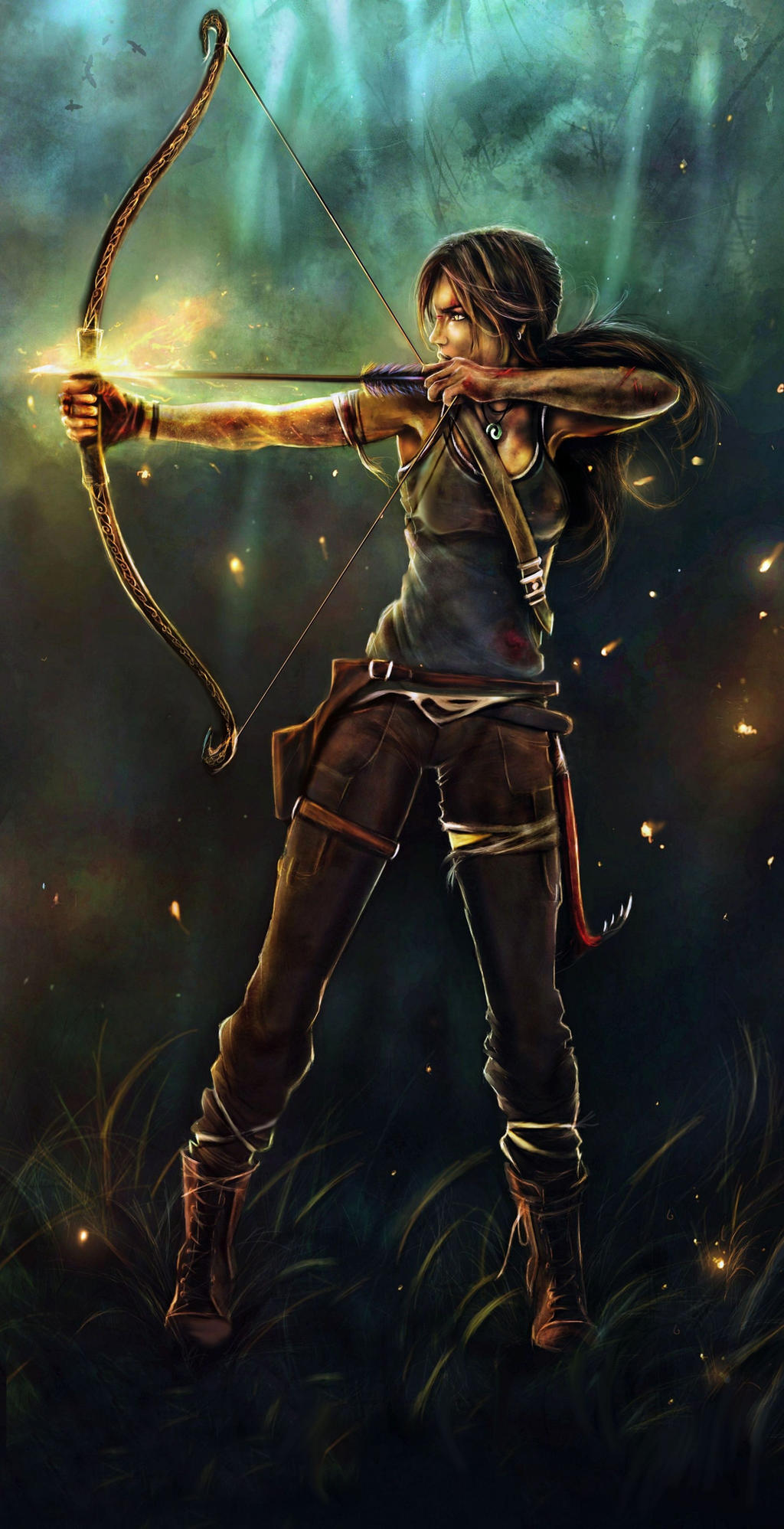 Tomb Raider Reborn Contest by SeanNash