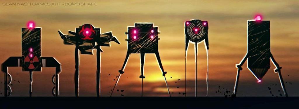 Mini Robots. by SeanNash