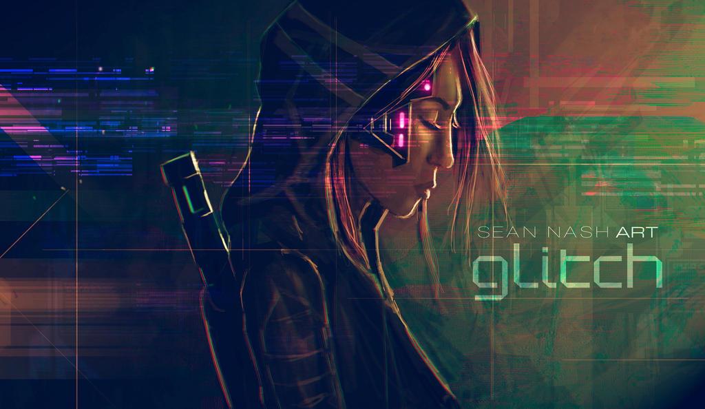glitch by SeanNash