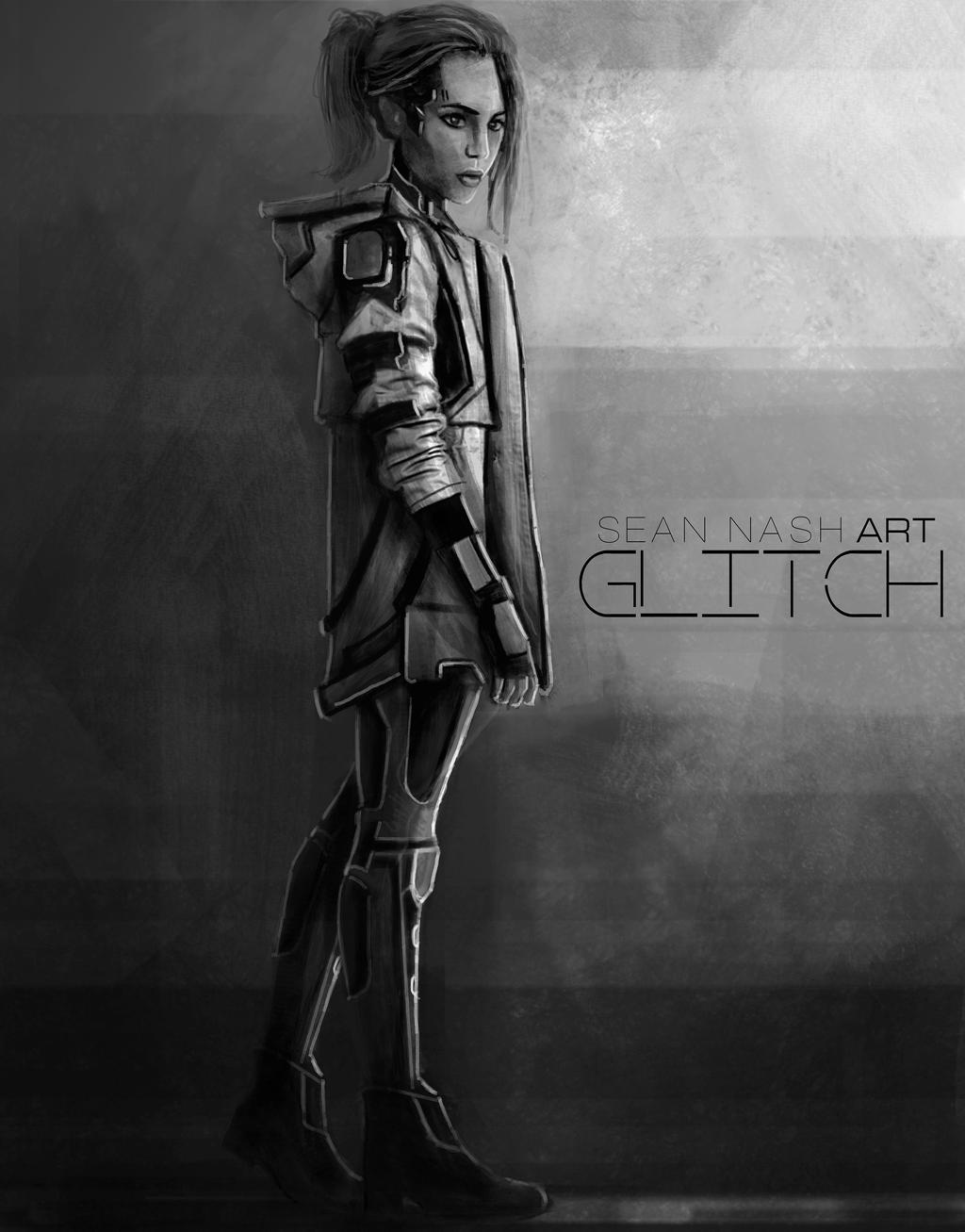 Glitch Sketch by SeanNash