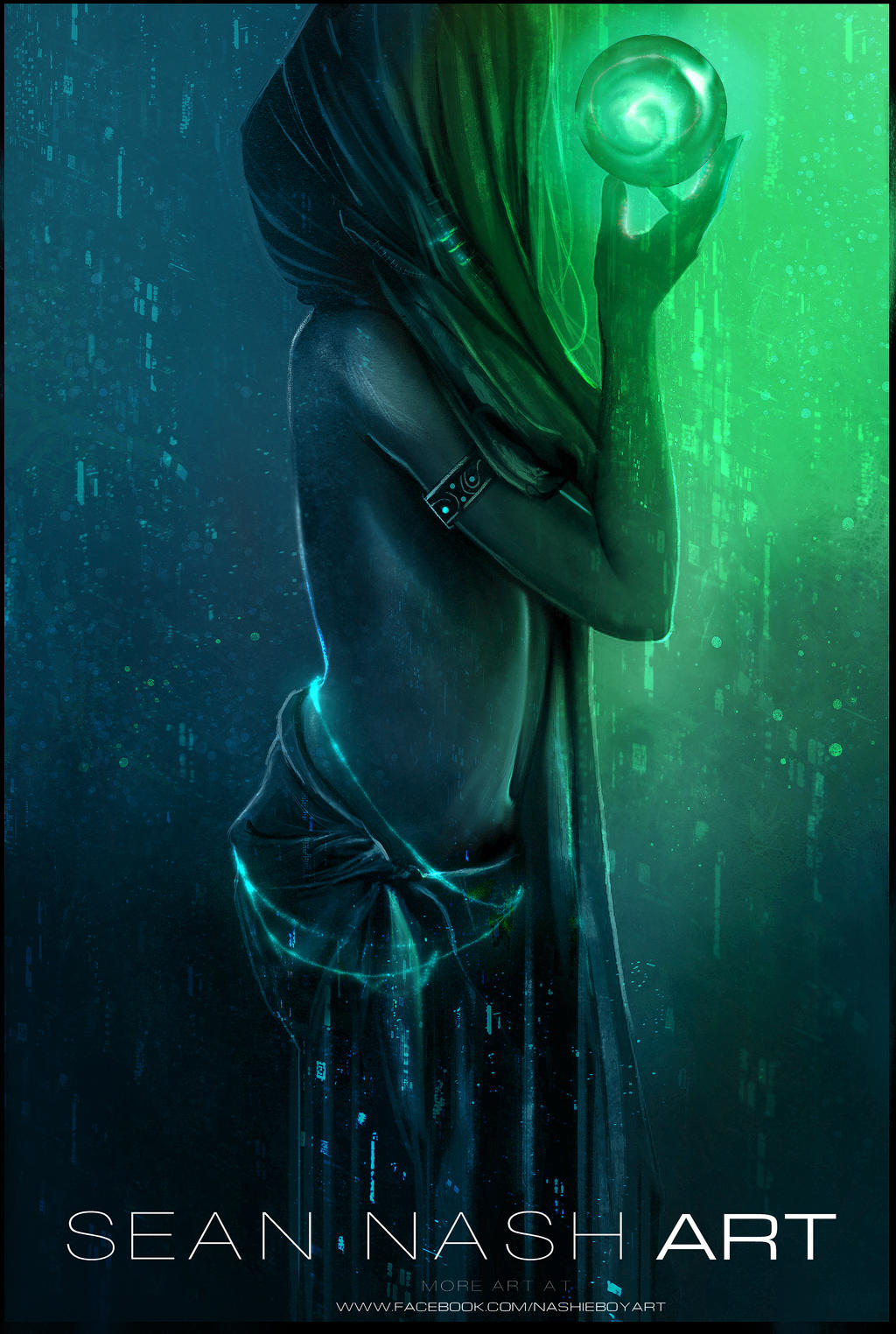 The Mystic by SeanNash