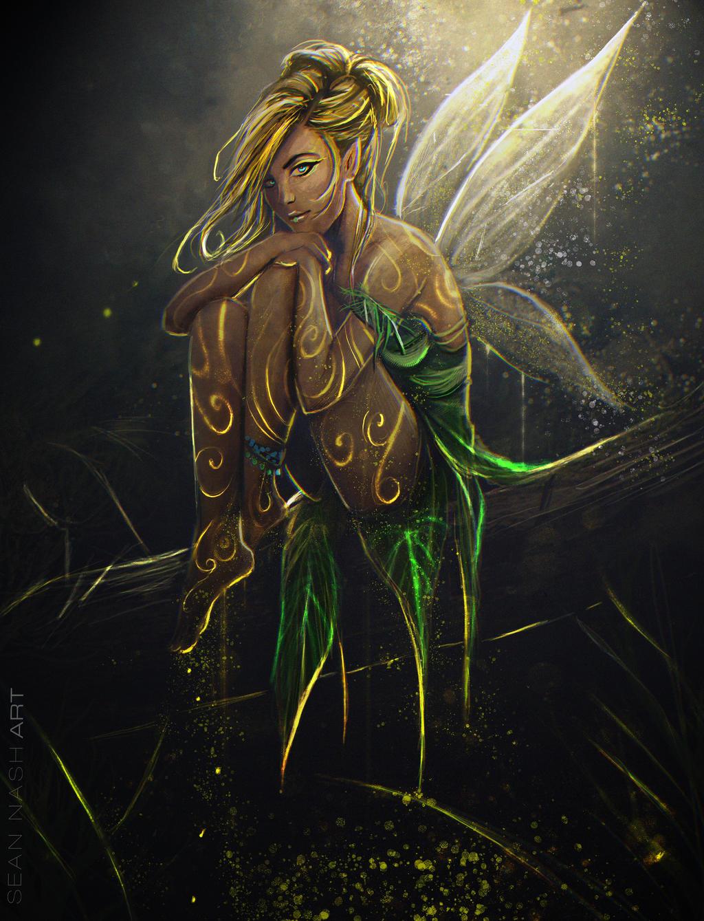 Tinker Bell by SeanNash
