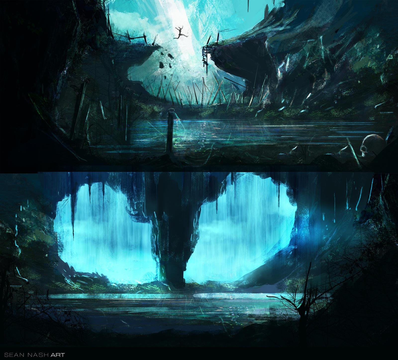 Cave by SeanNash