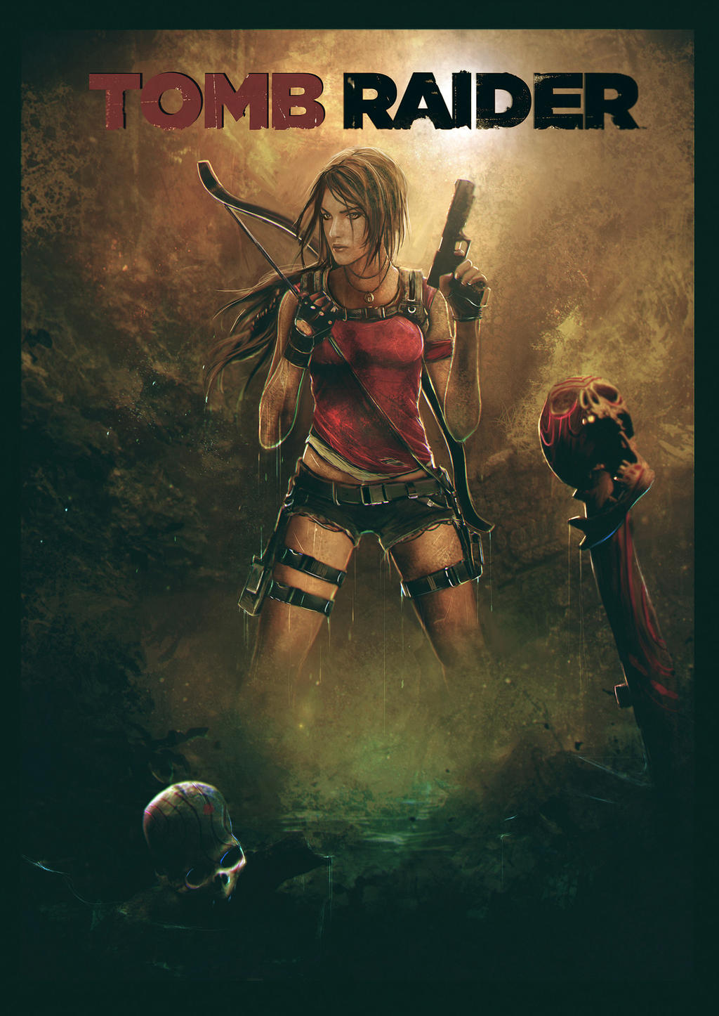 Tomb Raider by SeanNash