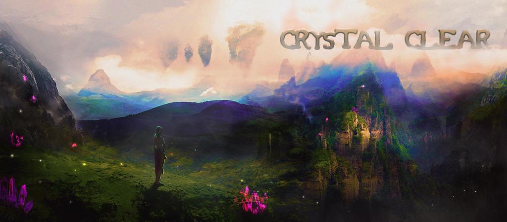 Crystal Clear - Promo Art by SeanNash