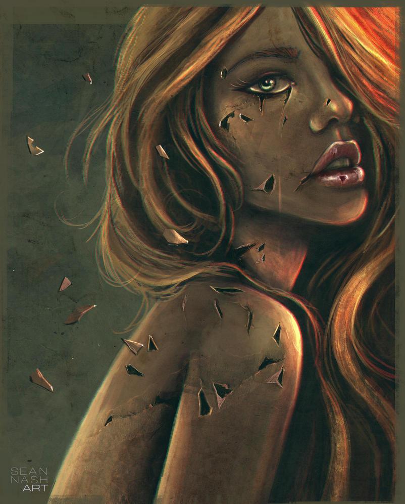 Broken to Pieces by SeanNash
