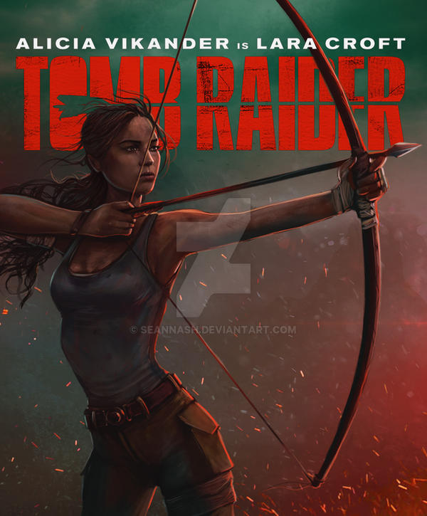 Wallpaper Tomb Raider 2018: Tomb Raider By SeanNash On DeviantArt