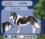 DotW | Malika *DECEASED*