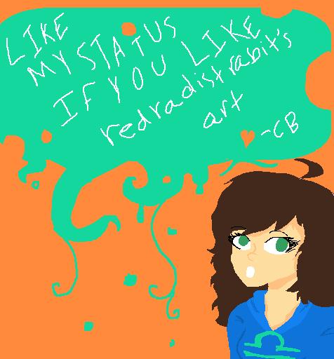 Like my Status by ucccoffee