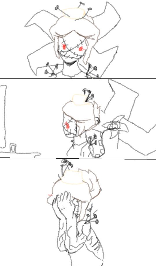 Anguish by ucccoffee