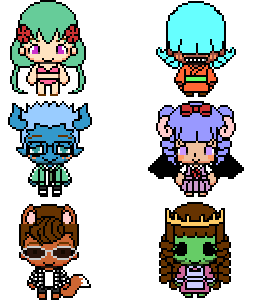 Pixel adopts- closed by ucccoffee