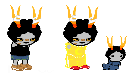 Commission- 20 point fantroll 8/12 by ucccoffee